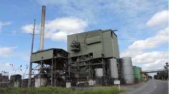 """""""File:Rocky Point Sugar Mill, Woongoolba and Steiglitz, 2014.JPG"""" by Kerry Raymond is licensed under CC BY 3.0"""