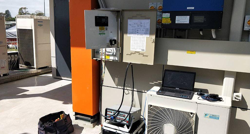 50kW Installation RPEQ Certification