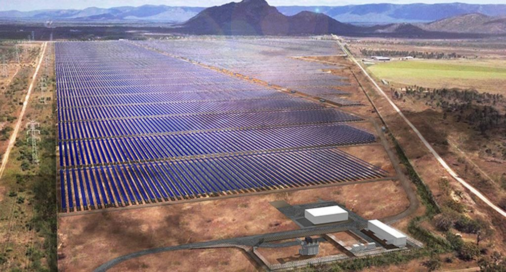 Ross River Solar Farm Project