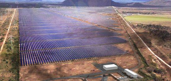 Ross River Solar Farm Project