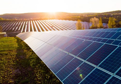 Solar Farm Feature Image