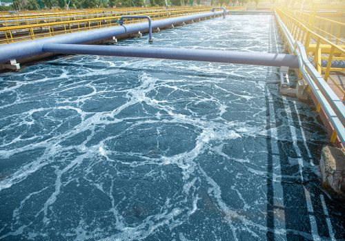 wastewater treatment plant power engineering services, design and certification